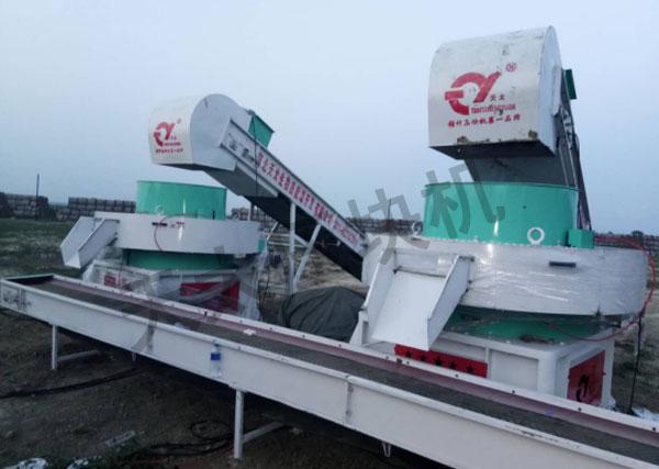 山西2台并机生产基地