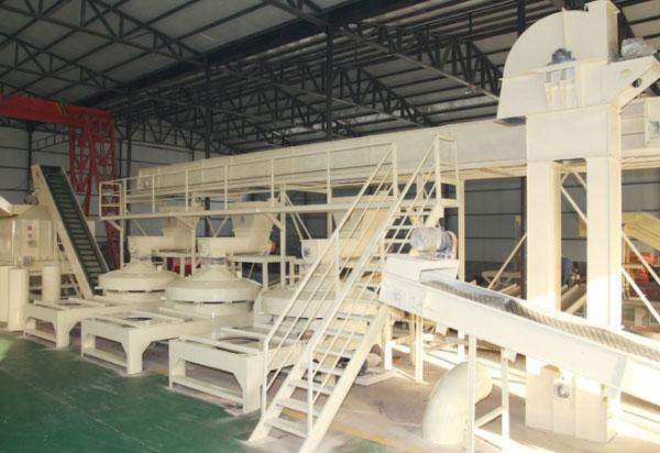 年产10万吨生产线