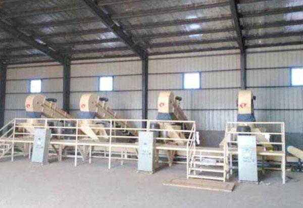 4台并机生产线