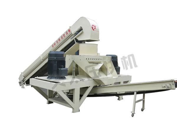 9K-2000型秸秆压块机