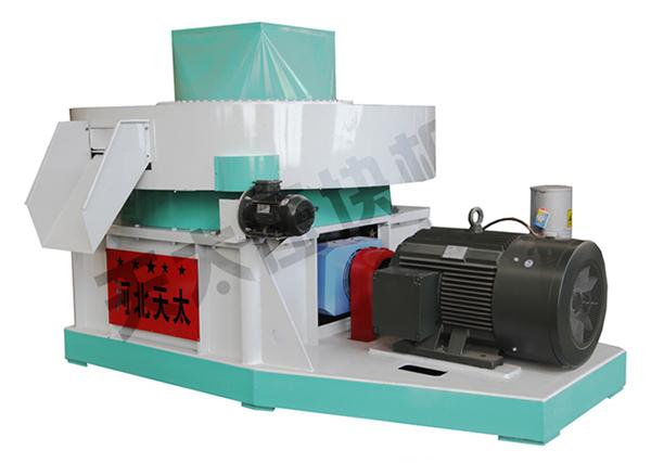 9K-4500A新型减速机式秸秆压块机