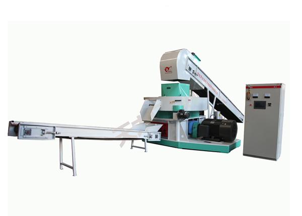 9K-2600型秸秆成型机