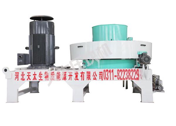 9K-2000型皮带式压块机