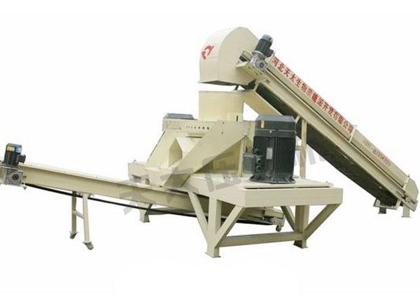 河南9K-2000型稻草压块机