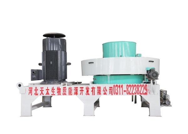山东9K-4500型秸秆压块机