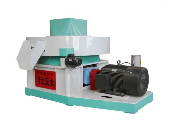 河北9K-4500A型减速机式秸秆压块机
