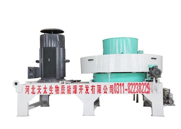 9K-4500型皮带式秸秆压块机