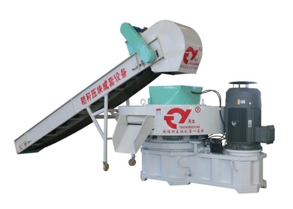 9K-5000型工业垃圾成型机