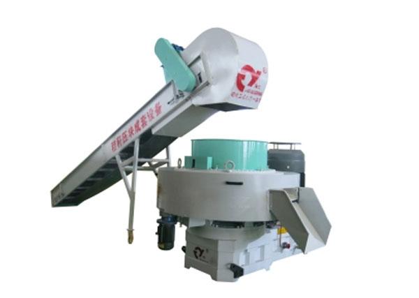 9K-3500型工业垃圾成型机