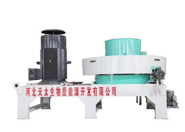甘肃9K-4500型秸秆压块机